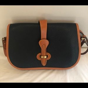 DOONEY & BOURKE VINTAGE CROSSBODY Navy Blue